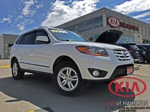 2010 Hyundai Santa Fe GL | V6 | FWD | Super Clean! | AS-IS