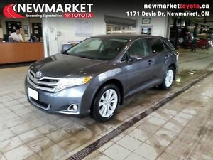 2015 Toyota Venza -   ACCIDENT FREE ONE OWNER  TOYOTA CERTIFIED