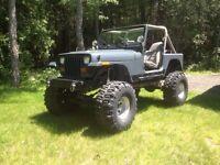 Jeep YJ 1989