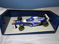 Collection voiture F1 Die Cast Jacques Villeneuve
