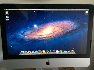 iMac 21,5 pouces i7