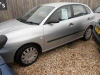 stunning little Seat Ibiza 1.2 12v 2007 low miles service histroy