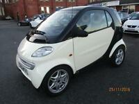2000 Smart Fortwo Limited 1 LHD 3dr