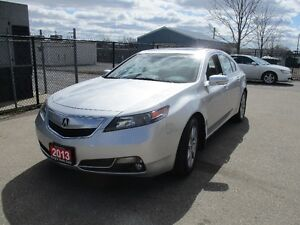 2013 ACURA TL SUNROOF NO ACCIDENT !!!!
