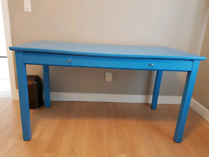 Refurbished computer desk