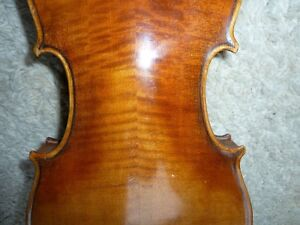 violin vintage 4/4 German made