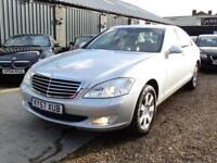 MERCEDES S CLASS S320 CDI 3.0 Automatic Diesel 2007 (57)