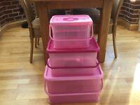 Girls Storage Boxes (Next)