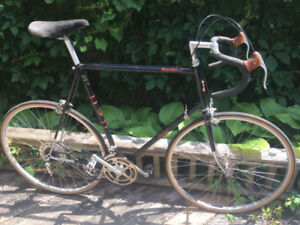 Vintage Road Bike. 63cm Raleigh Competition GS. Mint. Campy 531!