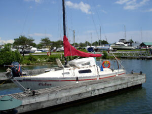 DS 22 Sailboat