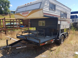 Camper and trailer for sale