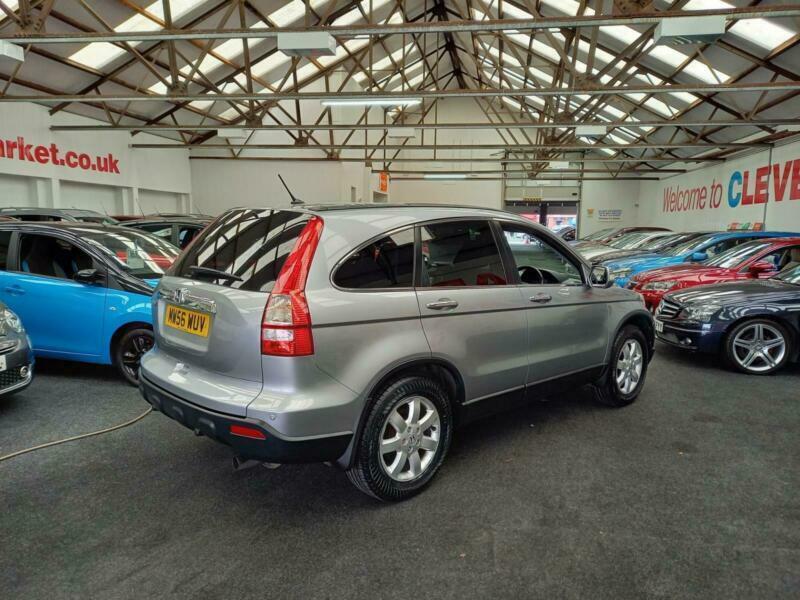 2007 Honda CR-V 2.0 i-VTEC ES ESTATE Petrol Manual