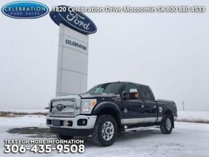 2012 Ford F-250 Super Duty Lariat  Well Maintained, Local Trade,