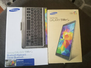 Samsung Galaxy Tab S Bluetooth keyboard