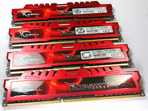 G.SKILL - RIPJAWS X - 32GB RAM - BEST OFFER Kitchener / Waterloo Kitchener Area image 1