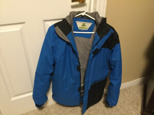Boys Winter Jacket - Size XL