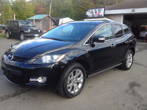 2009 MAZDA CX7, AWD,FULLY LOADED, LEATHER, 832-9000 639-5000