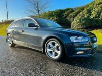 2012 Audi A4 Avant 2.0TDIe Technik Full Leather £30 Road Tax Estate