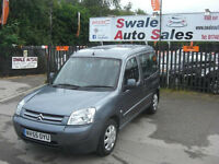 Citroen Berlingo or Peugeot Partner WANTED 1.6 Hdi