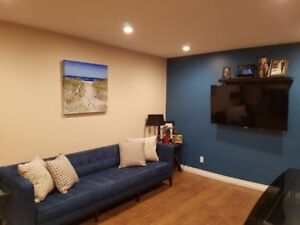 NEPEAN - EXECUTIVE 3 BEDROOM, HOTTUB PRIVATE YARD