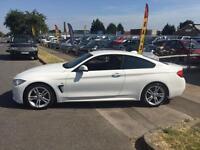 2013 BMW 4 Series 2.0 420d M Sport xDrive 2dr