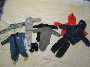 Baby Boy Clothes - 3 Month