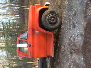 1964 chev truck &1968 GMC truck for sale