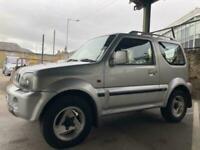 2004 (54) Suzuki Jimny 1.3 JLX Mode 3dr Auto | Long MOT - Aug 2022 | FSH