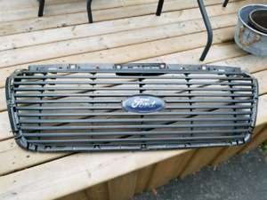 Ford f150 sport grille insert