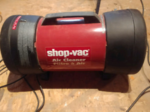 Shop-vac Air Cleaner for your workshop