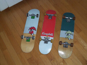 Planches a roulettes skates board OXYGEN