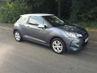 2011 CITROEN DS3 1.6 VTI DSTYLE (ONE FORMER KEEPER)