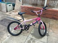 Girls bike/bmx