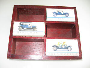 MICRO METAL ANTIQUE CARS