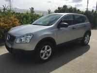 2007 NISSAN QASHQAI MOT HISTORY GREAT CONDITION FINANCE AVAILABLE