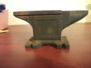 PRAIRIE TOOL ANVIL