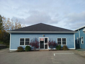 Commercial Space Available throughout the Annapolis Valley