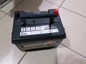 New battery never been used