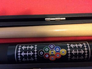 Pool Cue with Case Edmonton Edmonton Area image 1