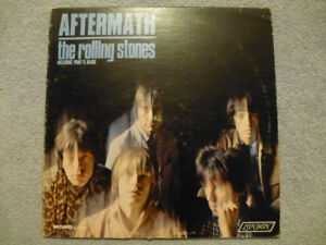 The Rolling Stones ‎– Aftermath - Vinyl Record