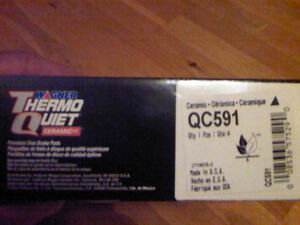 Brand New Brake Pads  Wagner QC 591; Grand Caravan and others Kitchener / Waterloo Kitchener Area image 2