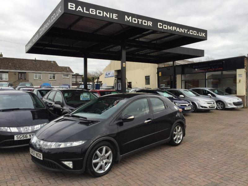 2007 honda civic 2 2 i ctdi sport 5dr in cardenden fife gumtree. Black Bedroom Furniture Sets. Home Design Ideas