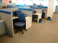 Call Centres / Cubicles