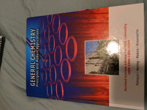 GENERAL CHEMISTRY Principles and Modern Applications