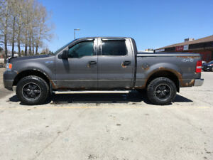 2005 F150 Supercrew