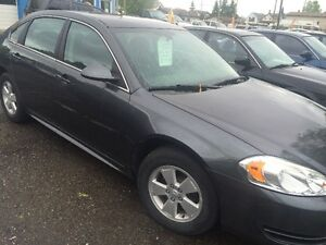 2010 Chevrolet Impala LT ONLY 27500KM LOADED