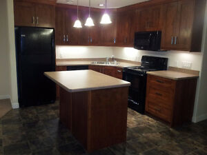 Two Bedroom Basement Suite with Garage Available January 1