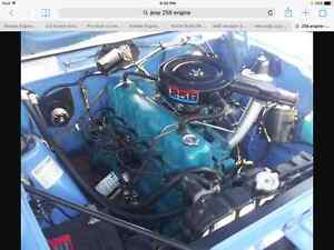 Looking for: AMC/Jeep inline 6-258ci, 4.2L engine from 1971-1990