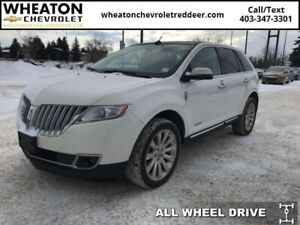 2013 Lincoln MKX Base  Heated & Cooled Seats, Heated Steering Wh