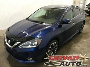 Nissan Sentra SR Turbo Premium GPS Cuir Toit Ouvrant MAGS 2017